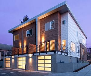 Modern homes for sale i love portland homes for Modern architecture homes for sale